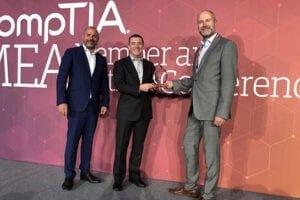Prestigieuze CompTIA Partner Award gaat naar StarTel