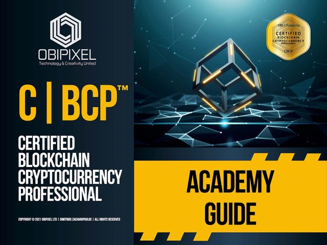Certified Blockchain Cryptocurrency Professional (C|BCP)
