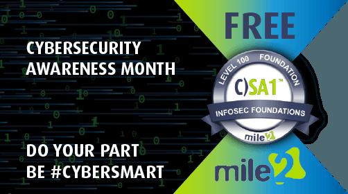 Oktober cybersecurity certificeringsactie CSA cybersecurity oktober